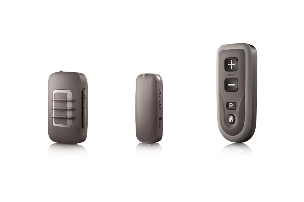 Selection of remote controls