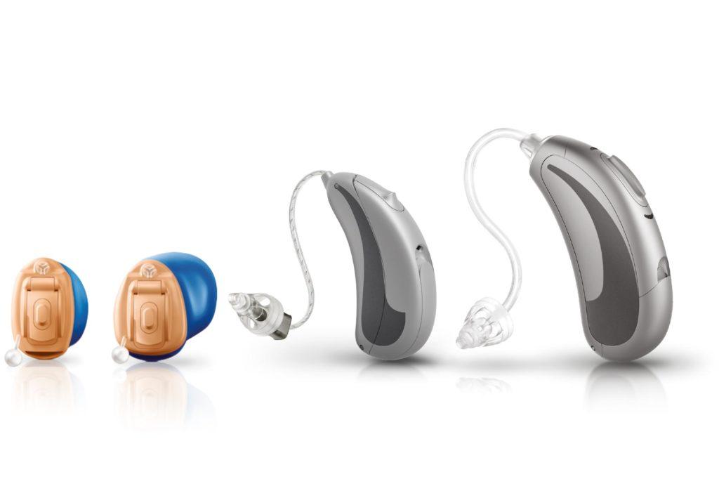 HANSATON Hörsystem-Auswahl